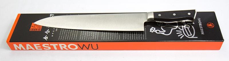 Maestro Wu D-7 10 Inch chef knife