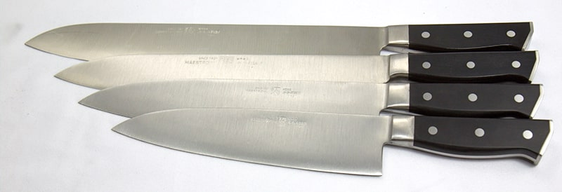 "Maestro Wu D-7 Chef Knife Family 8"",9"" 10"" & 12"""