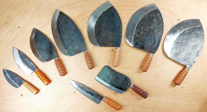 Master Kuo FN Big Taiwan Tuna Knife, Big Fish Knife family